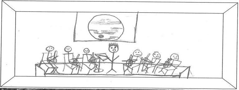 TFO through the eyes of elementary students