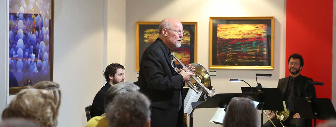 Woodson Concert Series: Explore 'All That Jazz' with TFO Brass Quintet