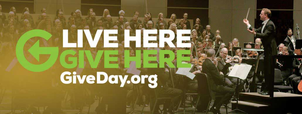 The Florida Orchestra is Participating in #GiveDayTampaBay