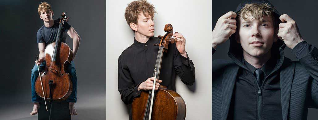 For cellist Joshua Roman, composer is just a text away