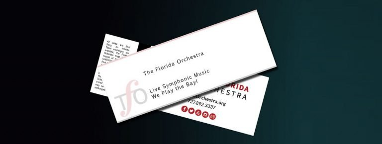 Keep the music going by donating your tickets