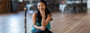 Natalie Hoe gives Mozart Clarinet Concerto a voice