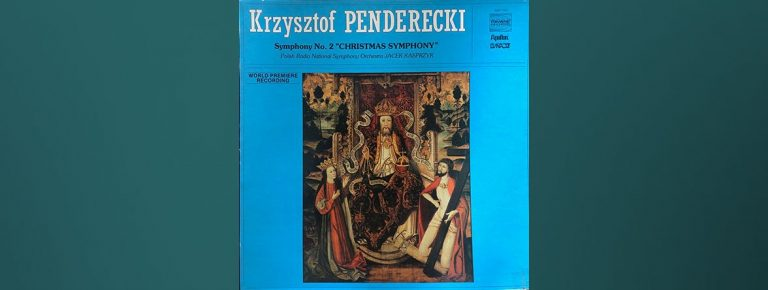 Remembering famed composer Penderecki, TFO's first-ever guest conductor