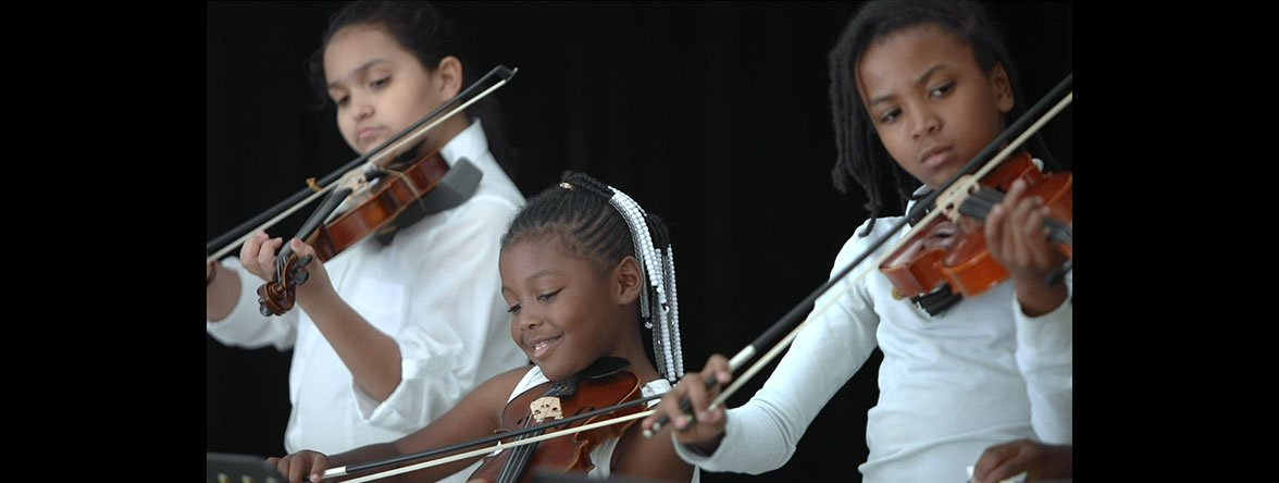50% funding boost will expand free violin lessons for kids