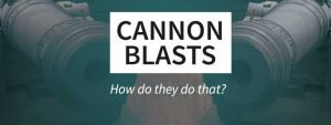 '1812 Overture' cannon blasts: How do they do that?