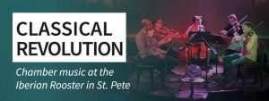 Musicians start a Classical Revolution in St. Petersburg bar
