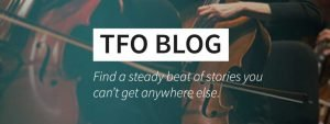 Welcome to the new TFO Blog