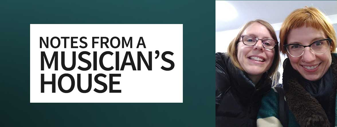 Read more about the article My wife devoted a year to one violin concerto. Here's why.