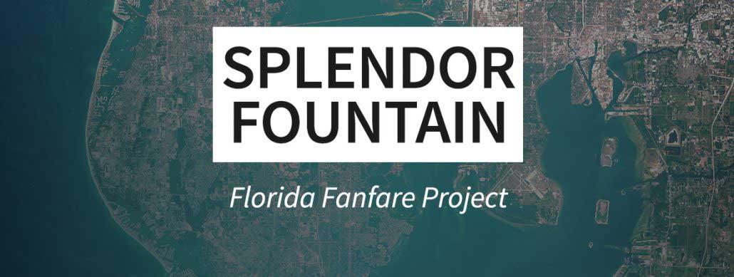 A Florida Fanfare that makes a real splash