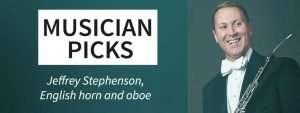 Musician concert picks: Jeffrey Stephenson