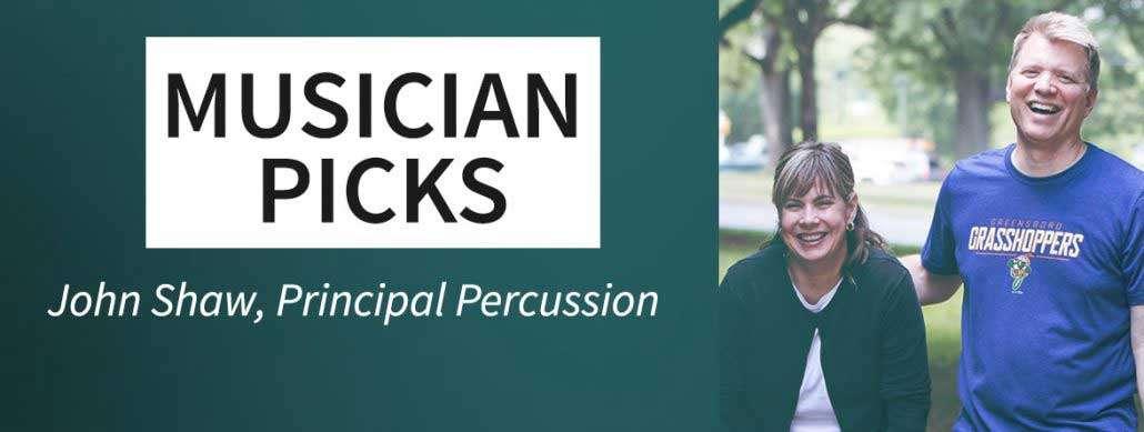 Musician concert picks: John Shaw