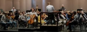 More cowbell! Bates Cello Concerto delivers that and more