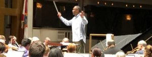 Like an old friend, conductor Thomas Wilkins returns home to TFO
