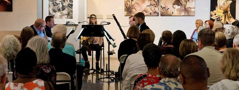 Woodson Concert Series: Telling Our Stories