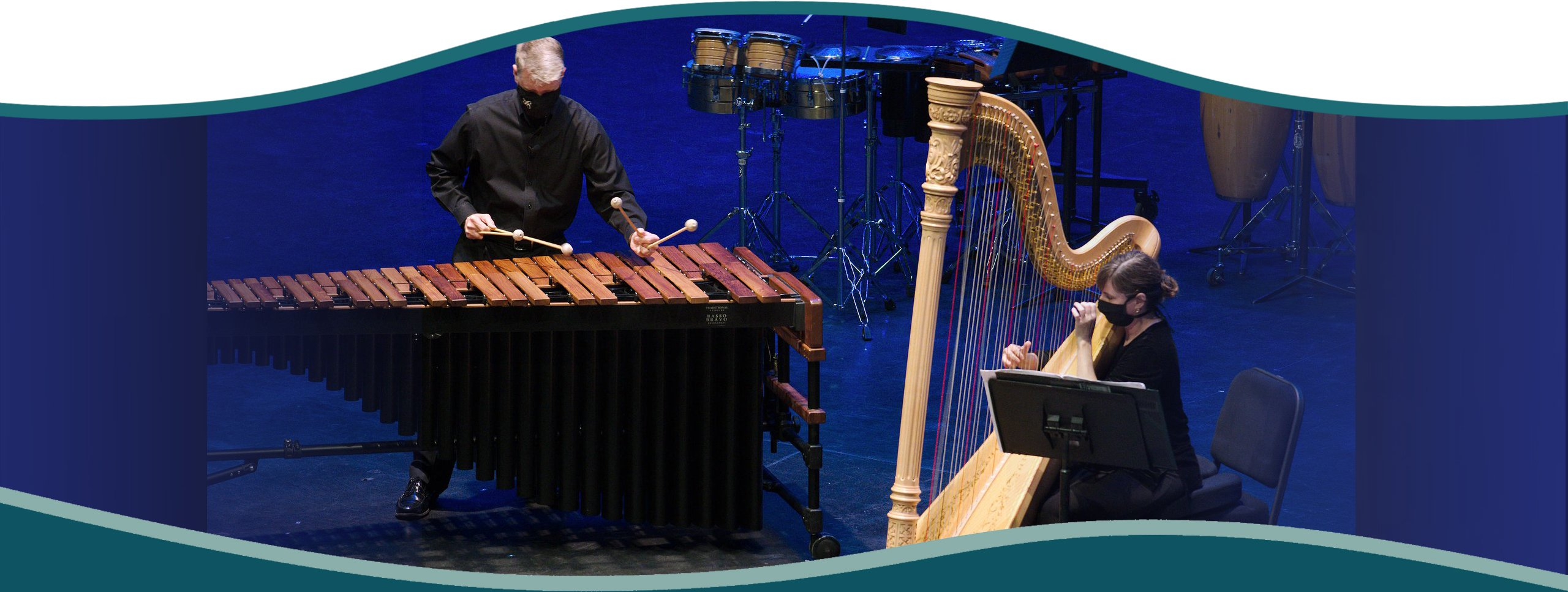 You are currently viewing Grant will help TFO musicians create new piece for harp, percussion